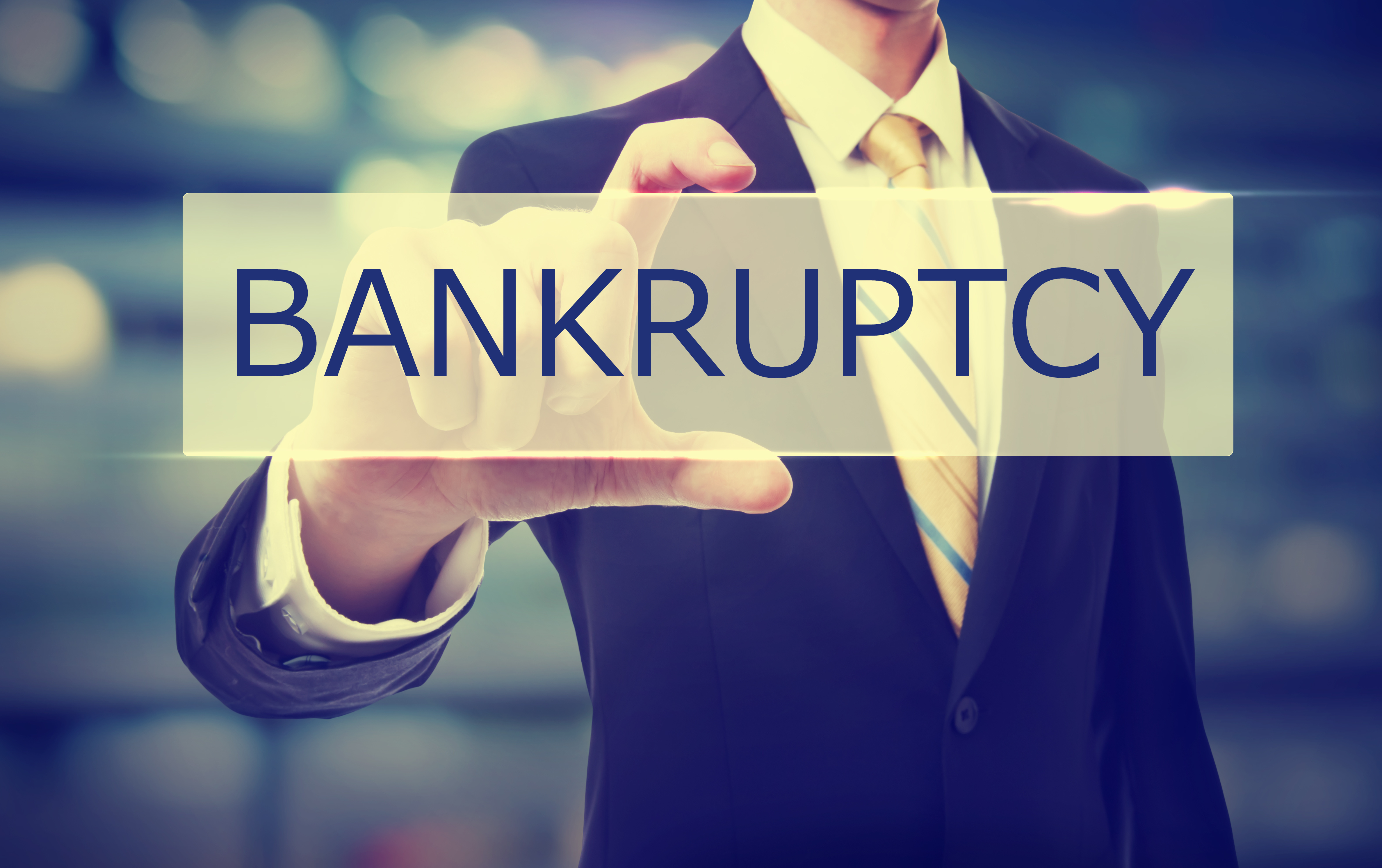 Rich Not That Rich? Celebrities Who Filed Bankruptcy