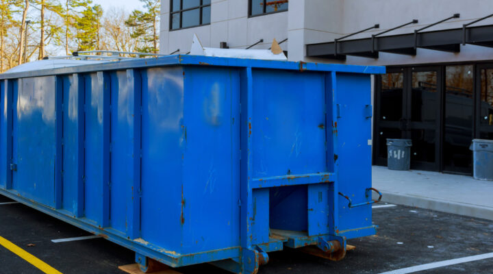 Ways Your Business Will Benefit from a Commercial Dumpster Rental